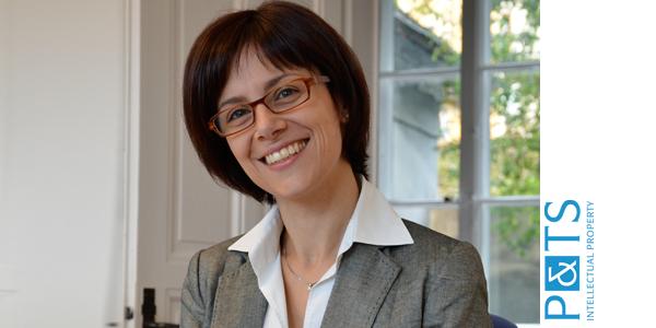 Maria Maina, conseil en propriété intellectuelle à Neuchâtel