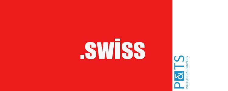 nom de domaine .swiss