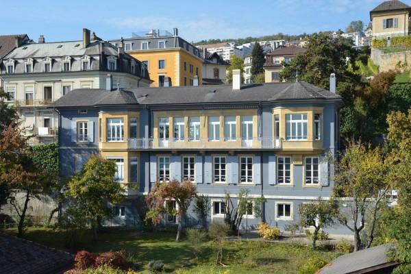 Le spécialiste du brevet à Neuchâtel