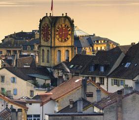 Neuchâtel, ville d'innovation et de brevets