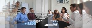 P&TS - salle de conférence - discussion en matière de brevets