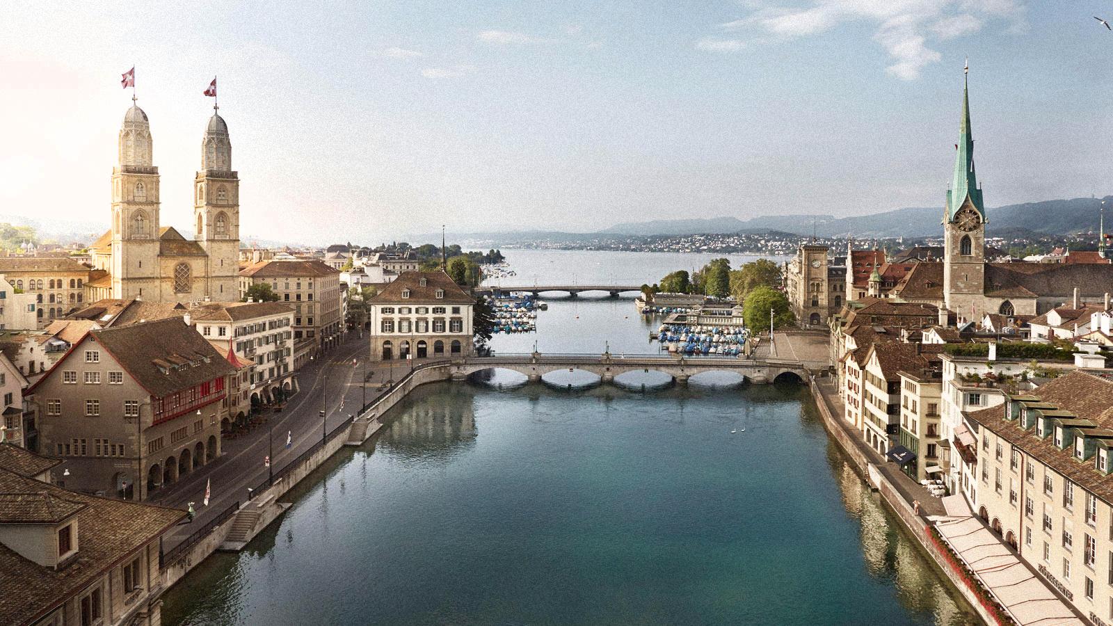 Patentanwaltkanzlei in Zurich