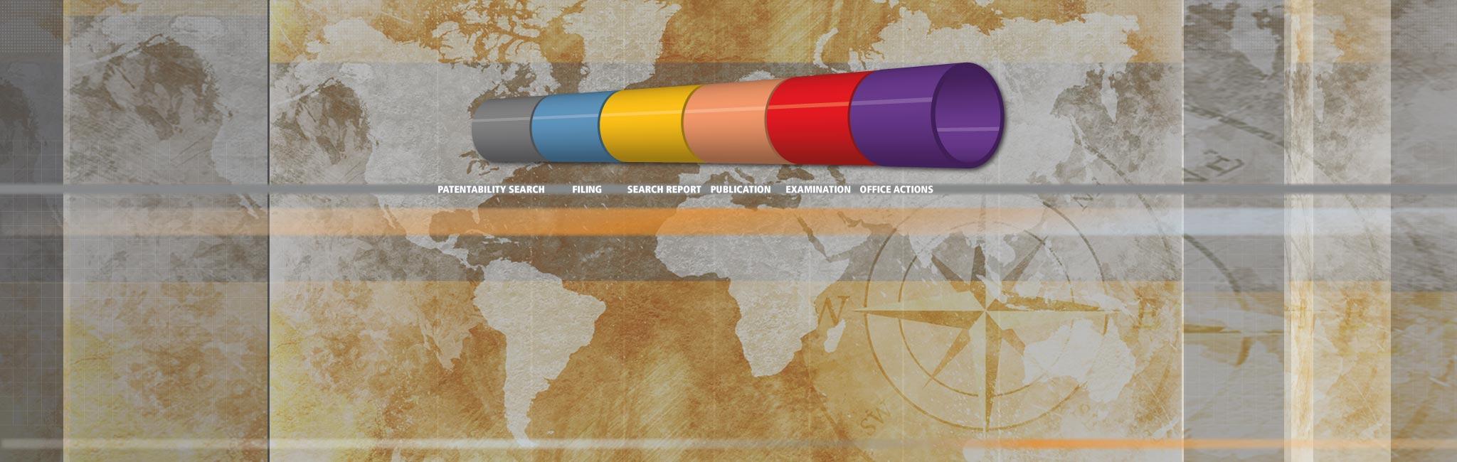 Déroulement du PCT - brevet international