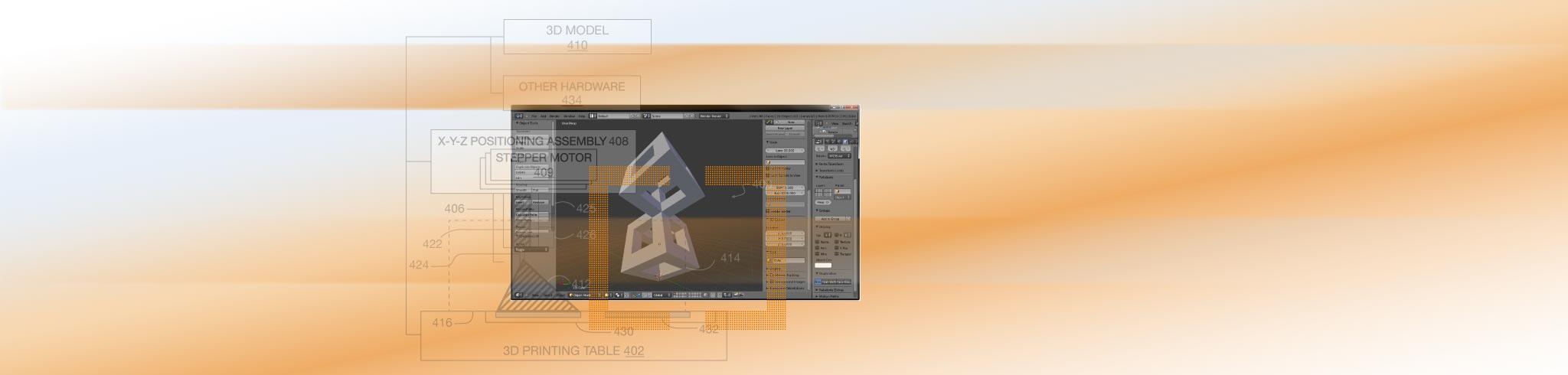 brevets pour l'impression 3D