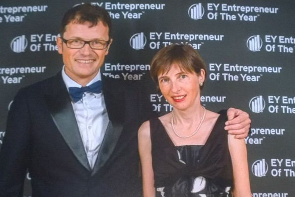 Entrepreneur of the Year 2015