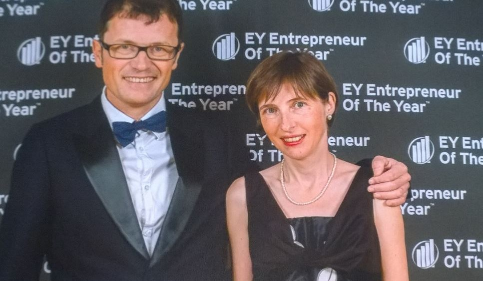 Entrepreneur of the Year 2015