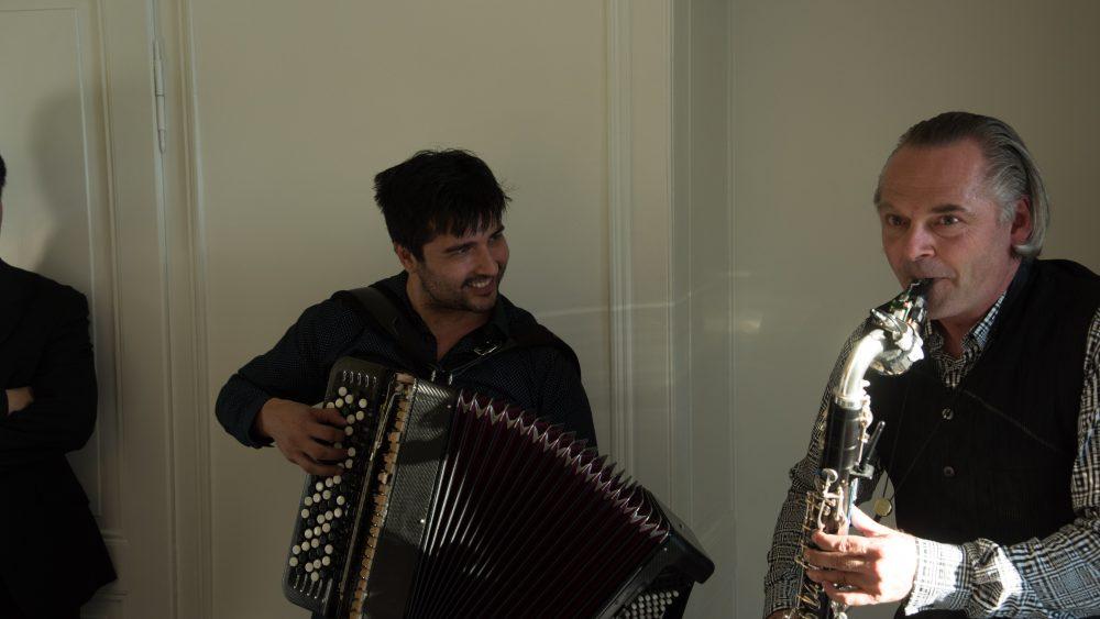musiciens chez P&TS Zurich