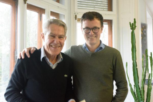 Jean-Claude Schwarz - bibliothèque horlogerie