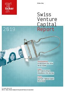 Swiss Venture Capital Report 2019
