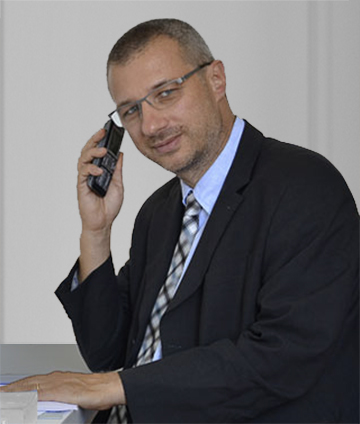 Giovanni Gervasio, patent attorney