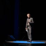Christophe Saam sur scène