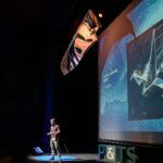 Mayeul van den Broek lors du lancement du projet SP80 avec P&TS