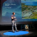 Mayeul van den Broek présente l'EPFL