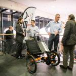 Trike GBY lors des 20 ans de P&TS