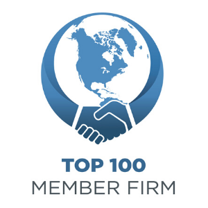 logo top 100 firm
