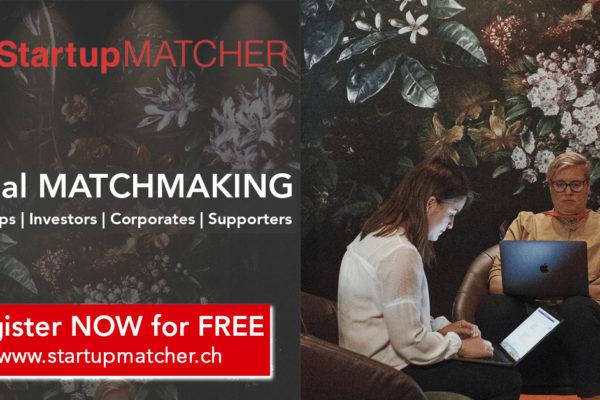 startup match maker virtuel